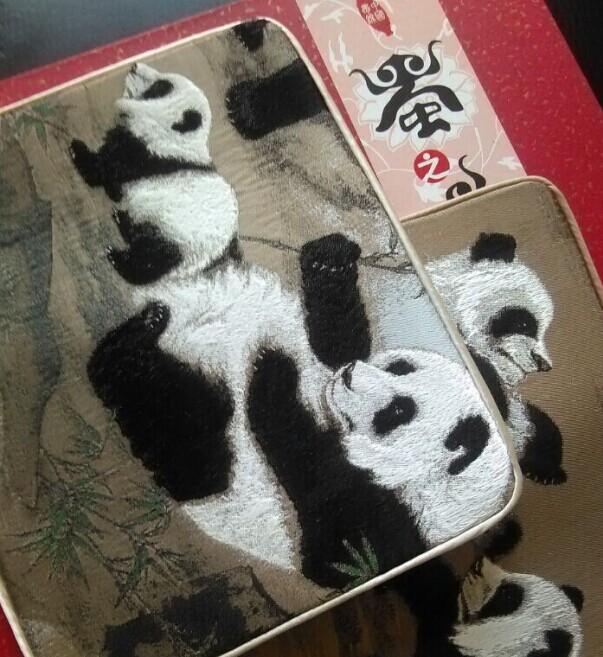 壁纸 大熊猫 动物 狗 狗狗 603_657